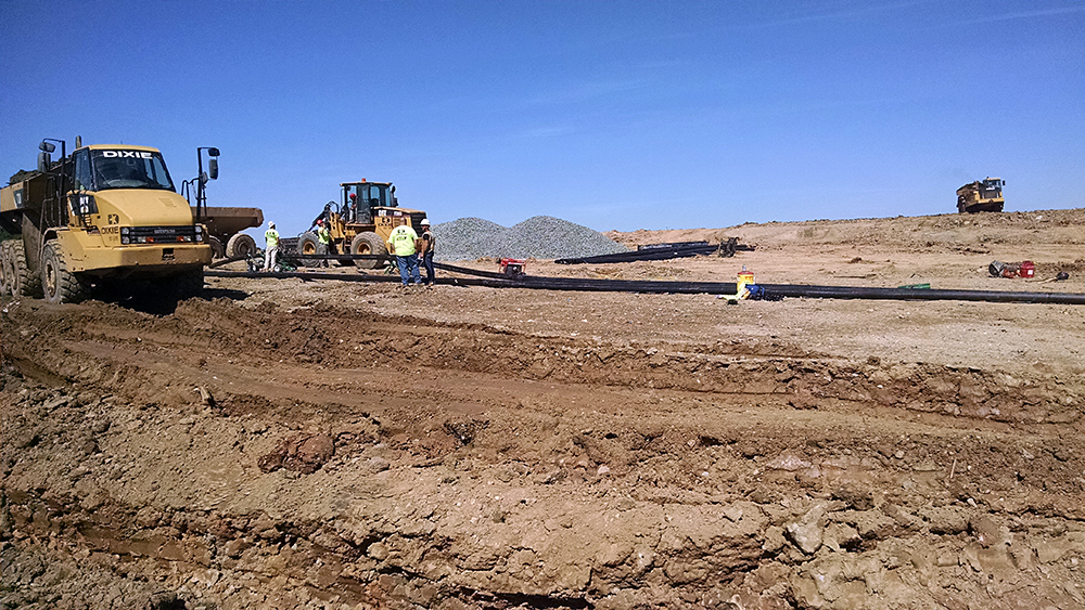 Landfill Project Spencers East Closure 1000px